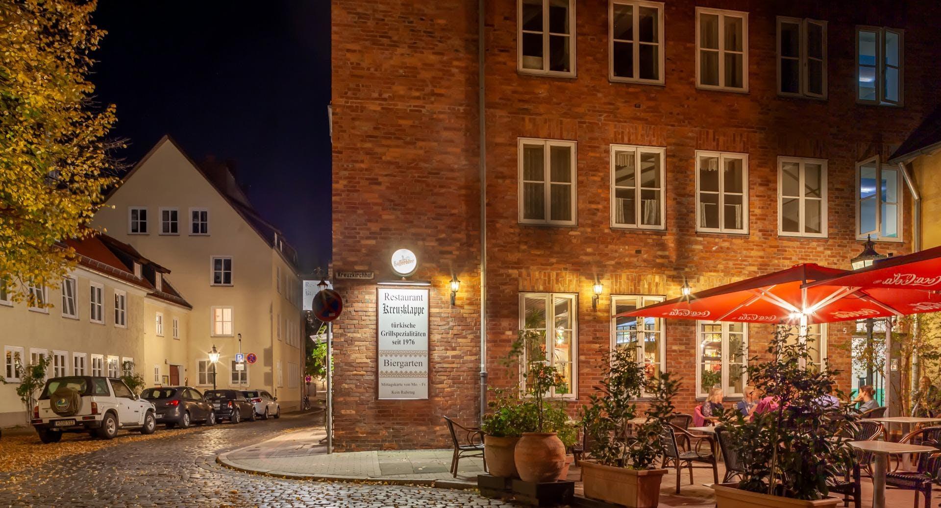 Kreuzklappe Hannover image 2