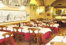 Restaurant Antico Forno A Testaccio in Testaccio, Rome