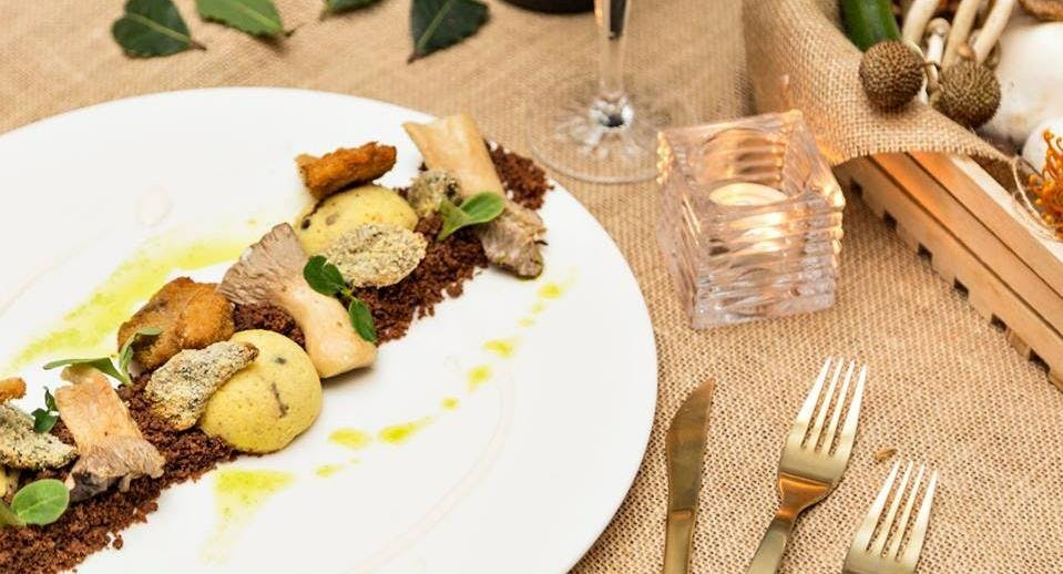 Il Margutta Vegetarian Food & Art Rome image 3