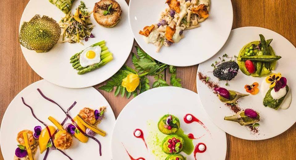 Il Margutta Vegetarian Food & Art Roma image 2