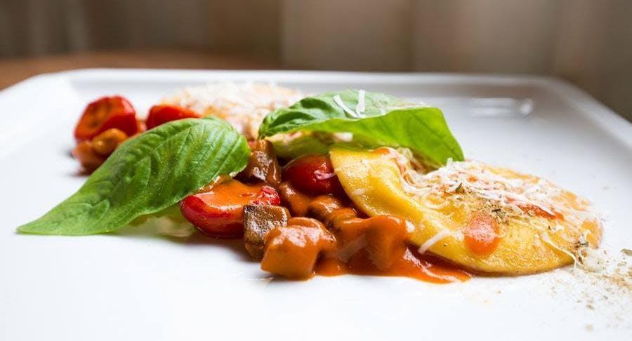 Il Margutta Vegetarian Food & Art Rome image 1