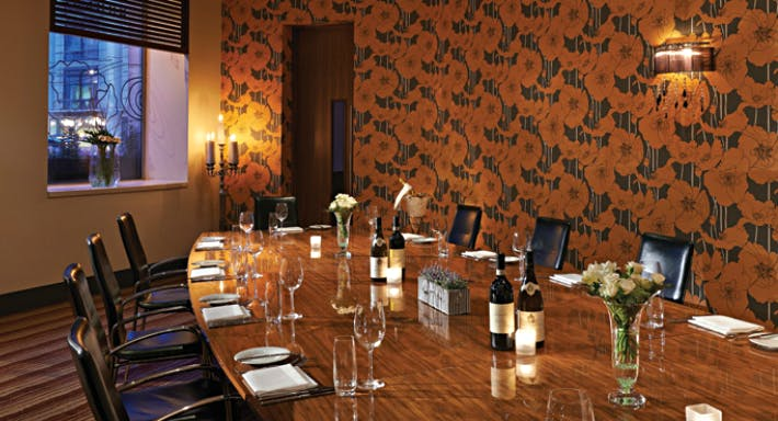 Private Dining at The Cumberland