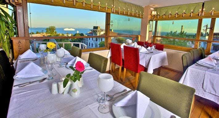 Terrace Alzer Restaurant Istanbul image 3