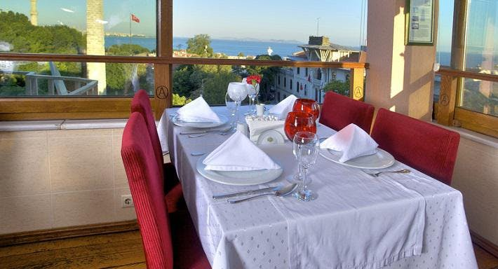 Terrace Alzer Restaurant İstanbul image 2