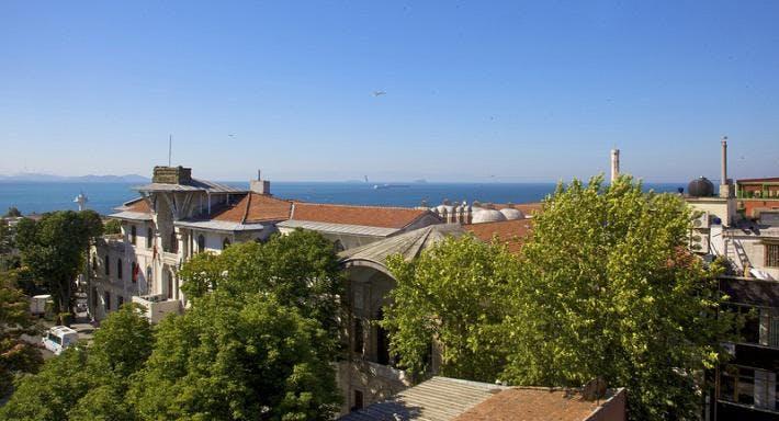Terrace Alzer Restaurant Istanbul image 1