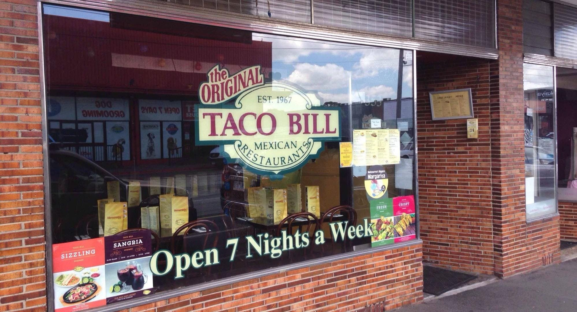 Taco Bill - Essendon Melbourne image 1
