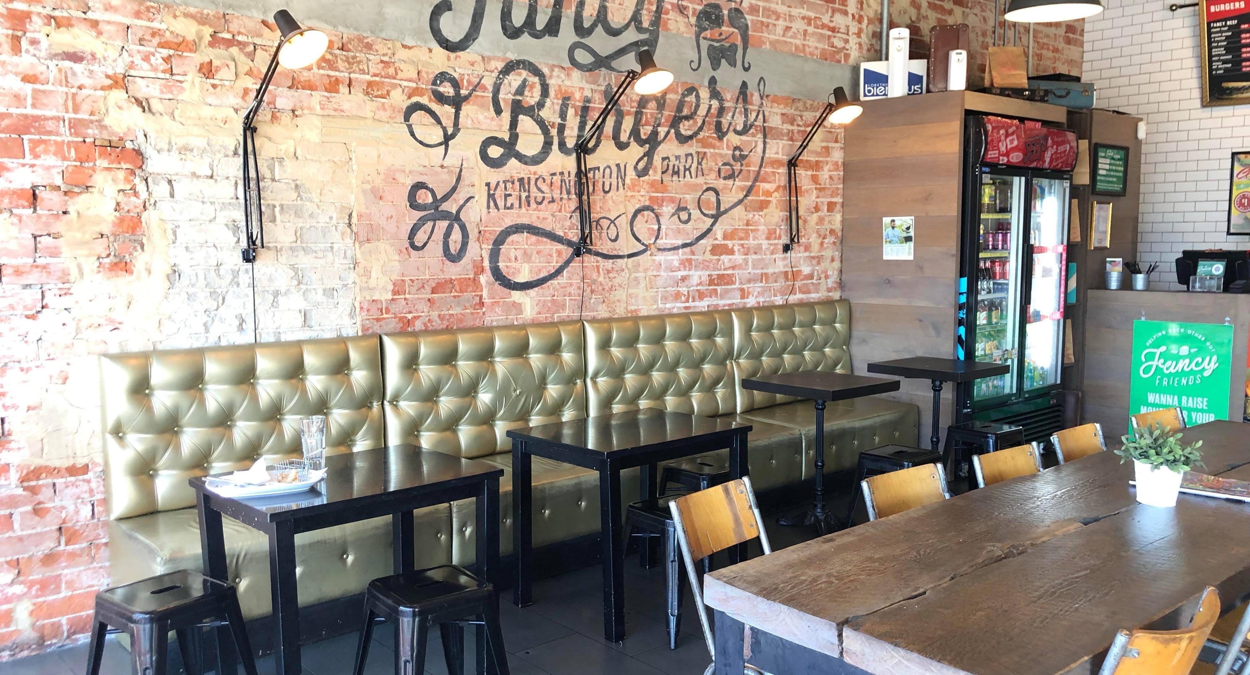 FB's Fancy Burgers - Kensington Park
