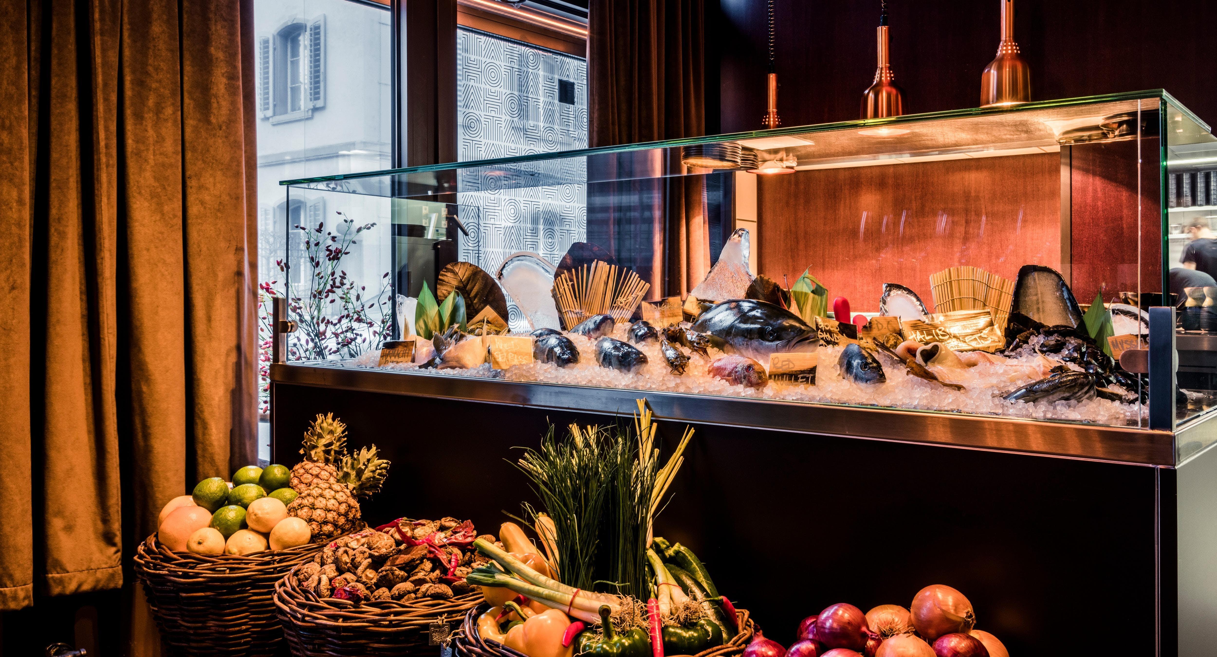 HATO Zürich – Fine Asian Cuisine Zurich image 3