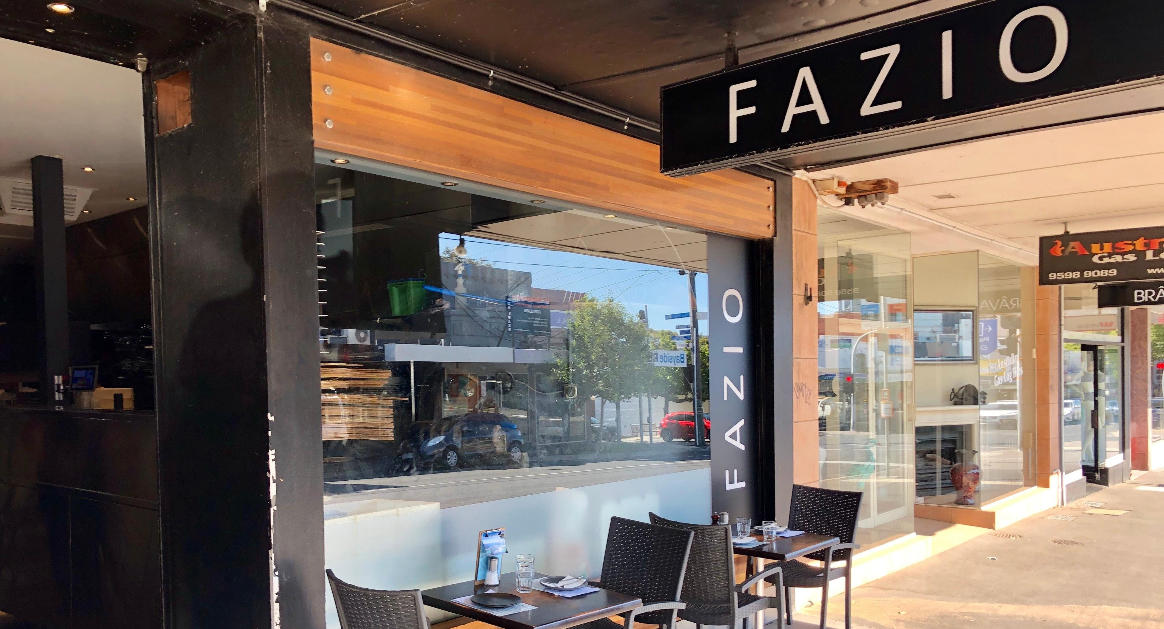 Photo of restaurant Fazio Hampton in Hampton, Melbourne