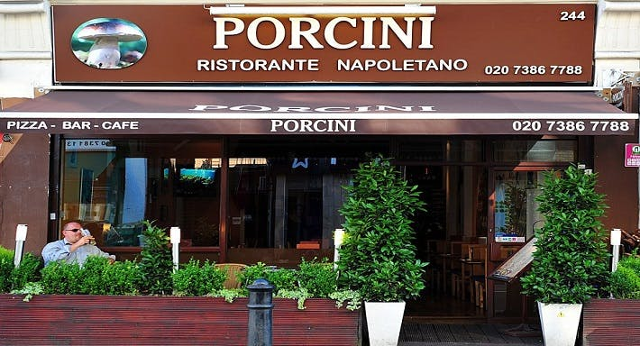Porcini Pizzeria London image 1