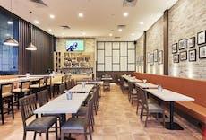 Anglo Indian Cafe & Bar - Marina One