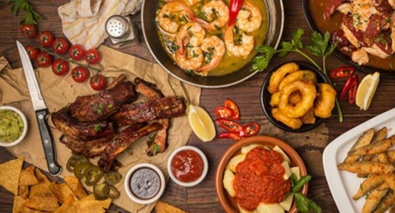 Salsa Tapas & Grill