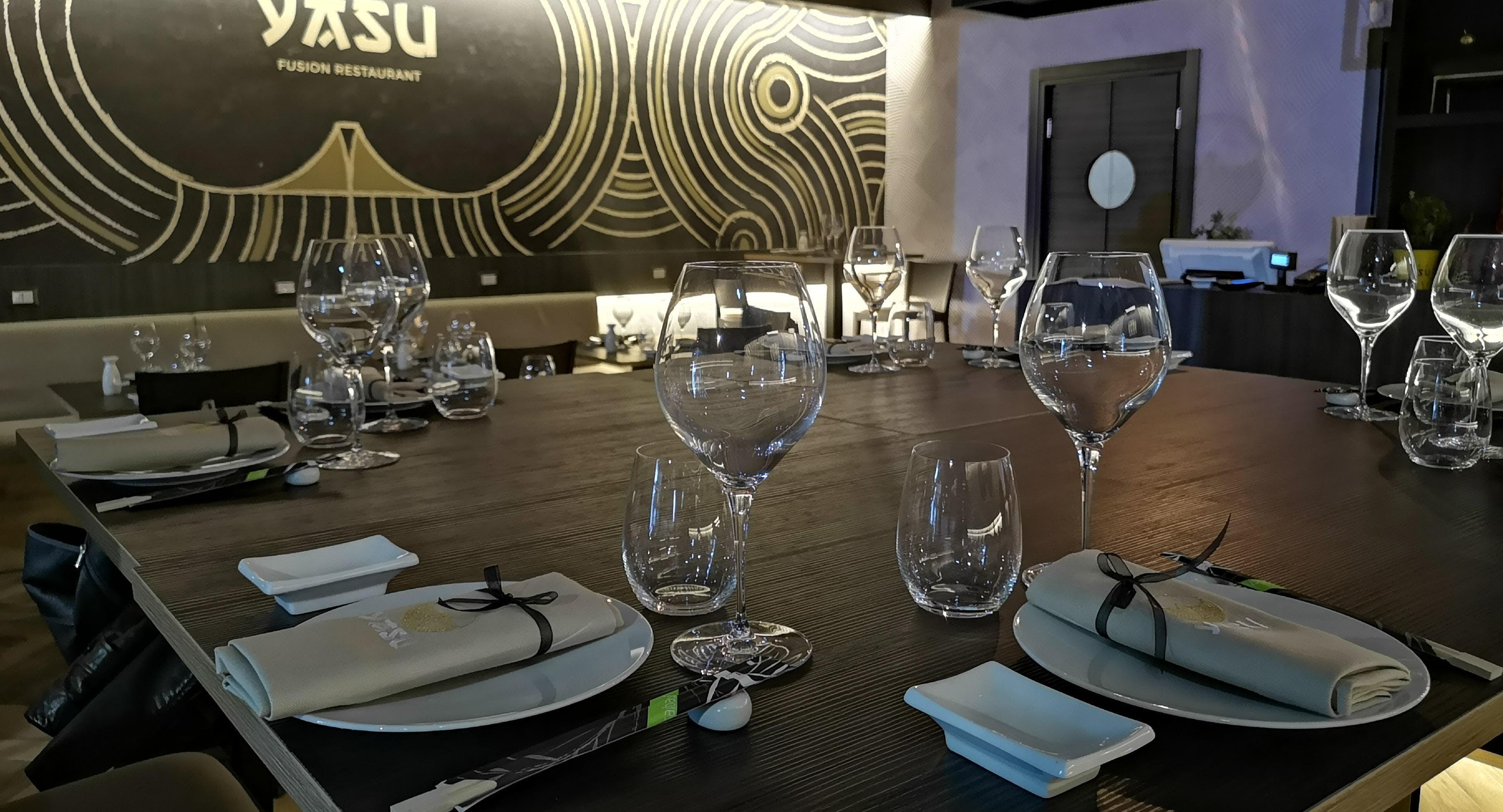 Yasu Restaurant Japanese