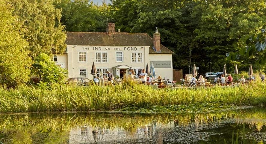 The Inn On The Pond