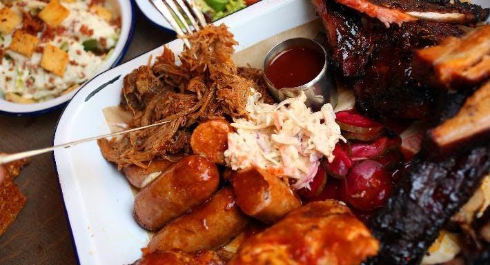 Porky's BBQ - Boxpark