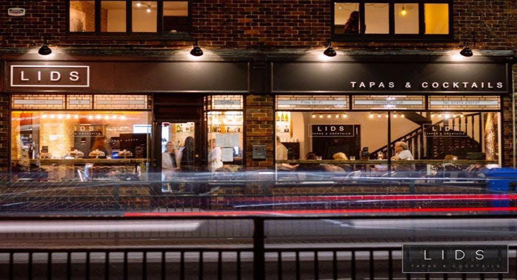 Lids Tapas & Cocktails Grimsby image 1