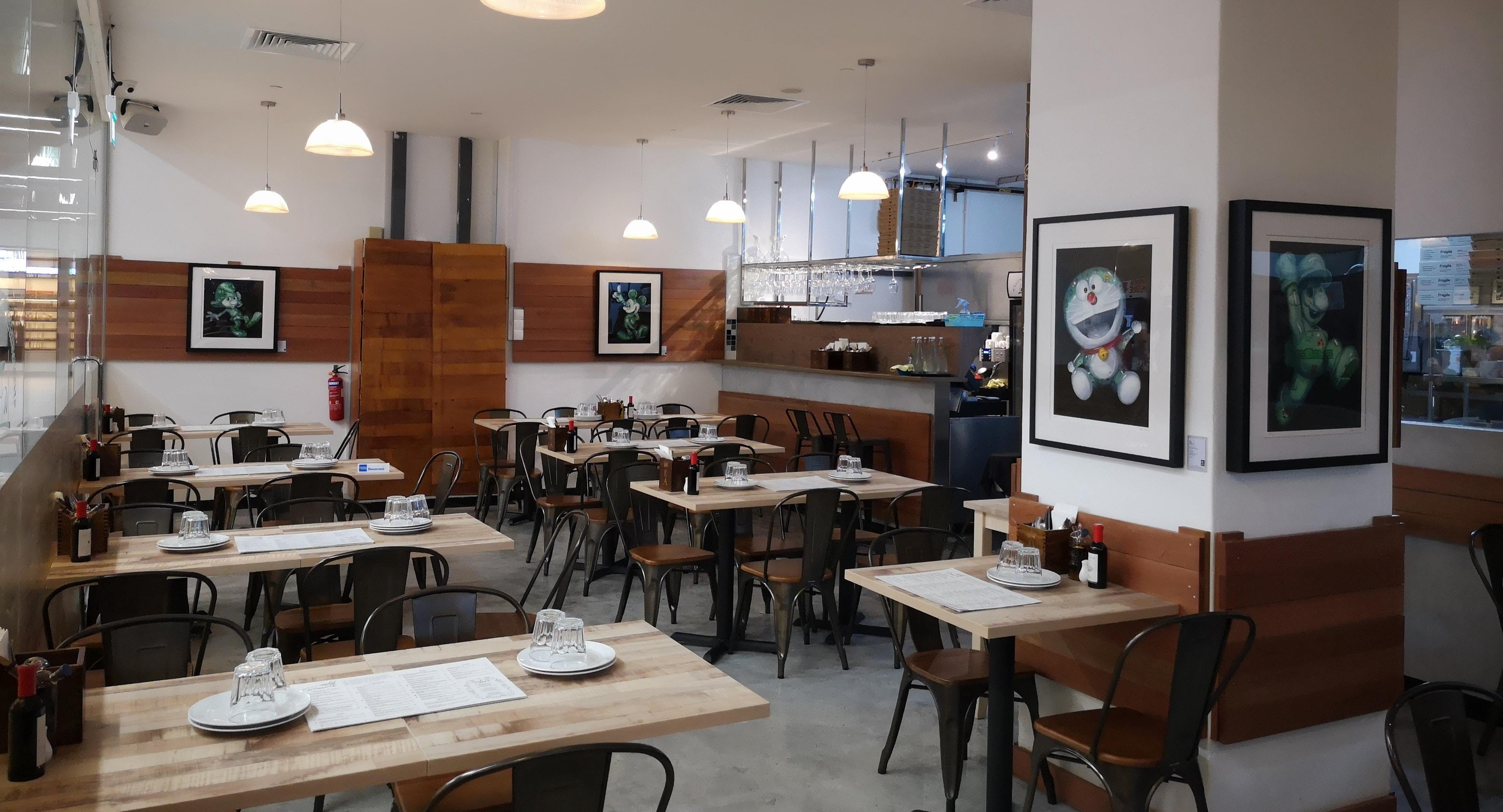 La Pizzaiola - Dunearn Road