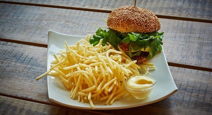 the BurgerBar