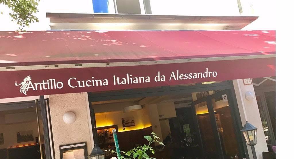 Ristorante Antillo - Cucina Italiana da Alessandro Berlin image 1