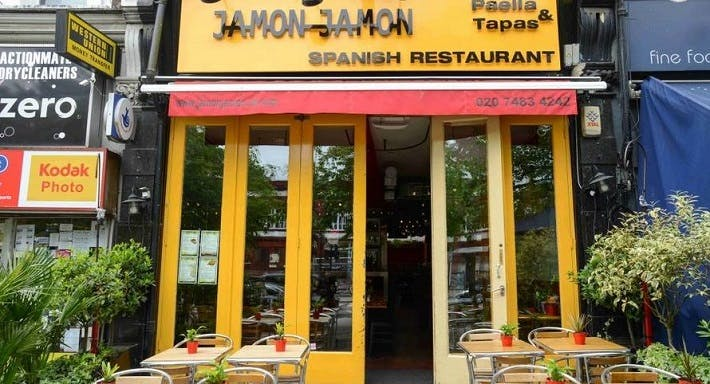 Jamon Jamon Soho London image 2