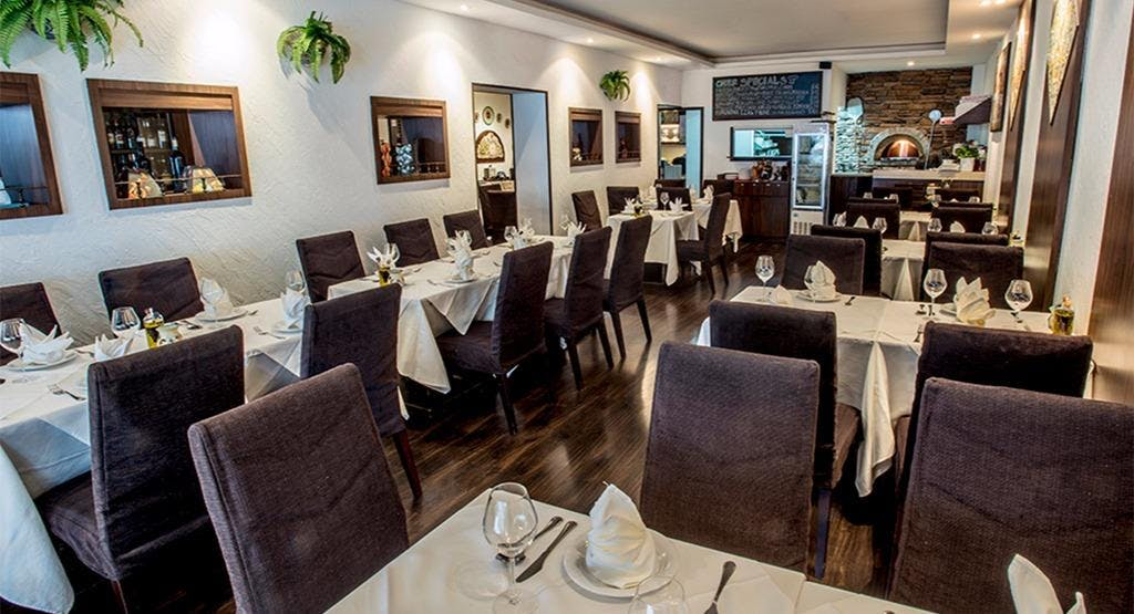 Etna Italian Restaurant - Duxton Singapore image 1