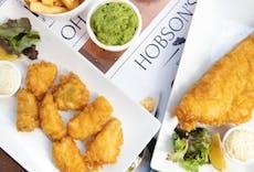 Hobson's Fish & Chips - Soho