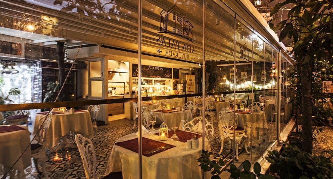 Secret Garden Restaurant Büyükada