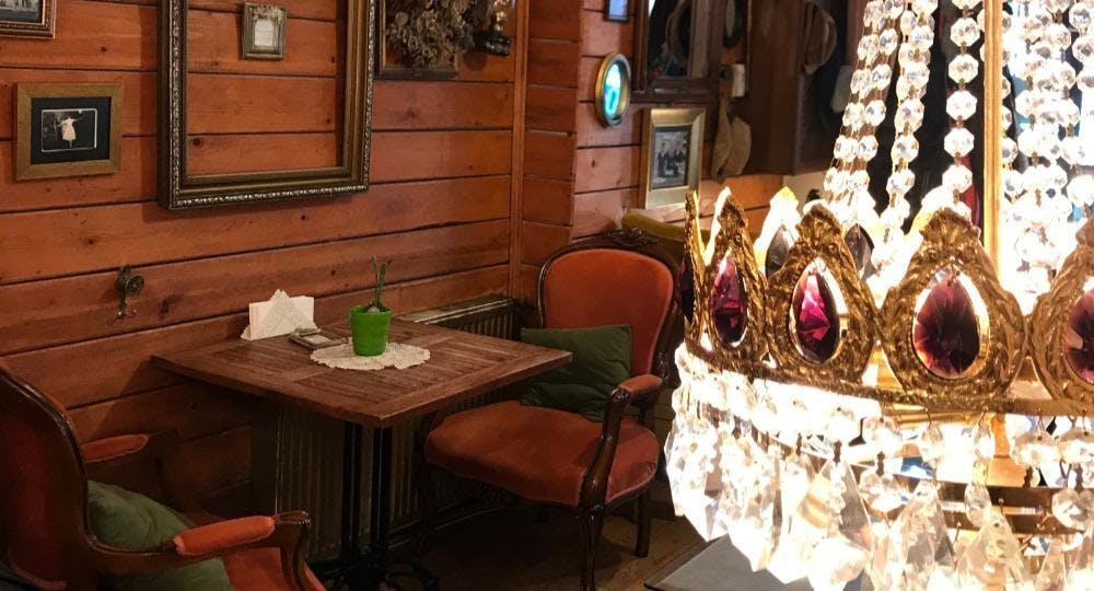 Velvet Cafe Galata