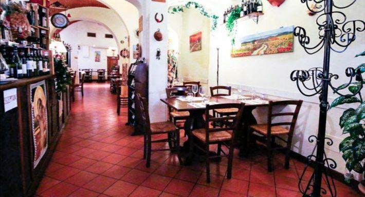Trattoria Osteria da Que' Ganzi Florence image 2