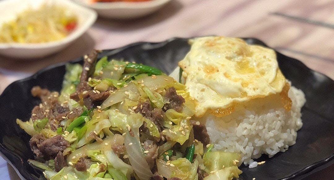 Namdaemoon Three Korean Restaurant 南대門3號