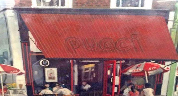 Rufus Pucci Pizza