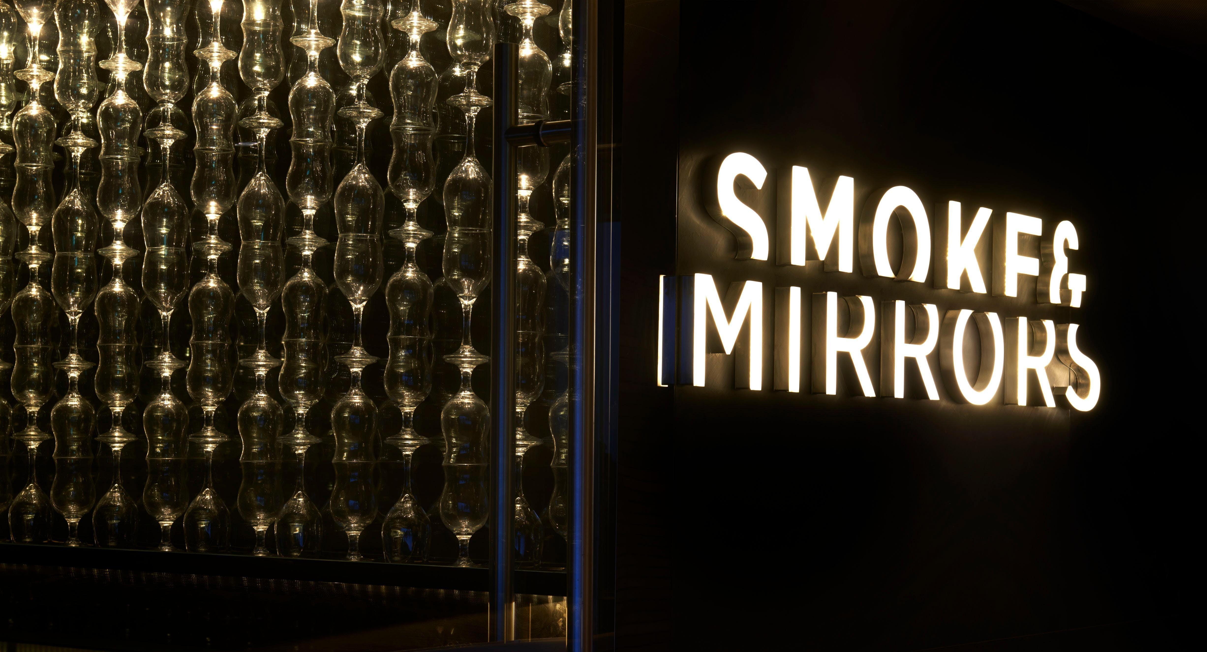 Smoke & Mirrors Singapore image 1