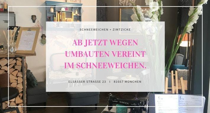 Speisekarte Von Zimtzicke Café Wohnzimmer München Ansehen