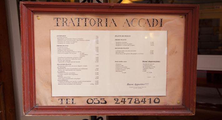 Trattoria Accadì Firenze image 7