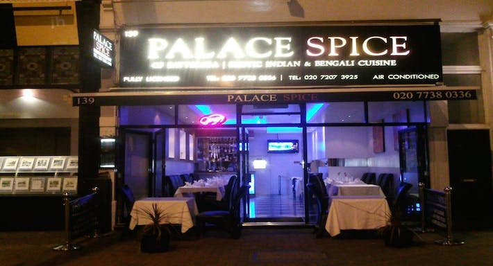 Palace Spice London