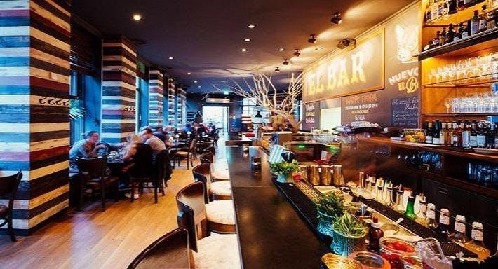 Santos Wieden | Mexican Grill & Bar