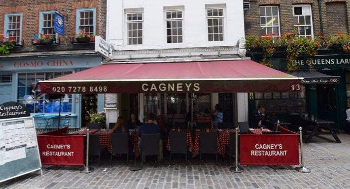 Cagney's Restaurant London image 3