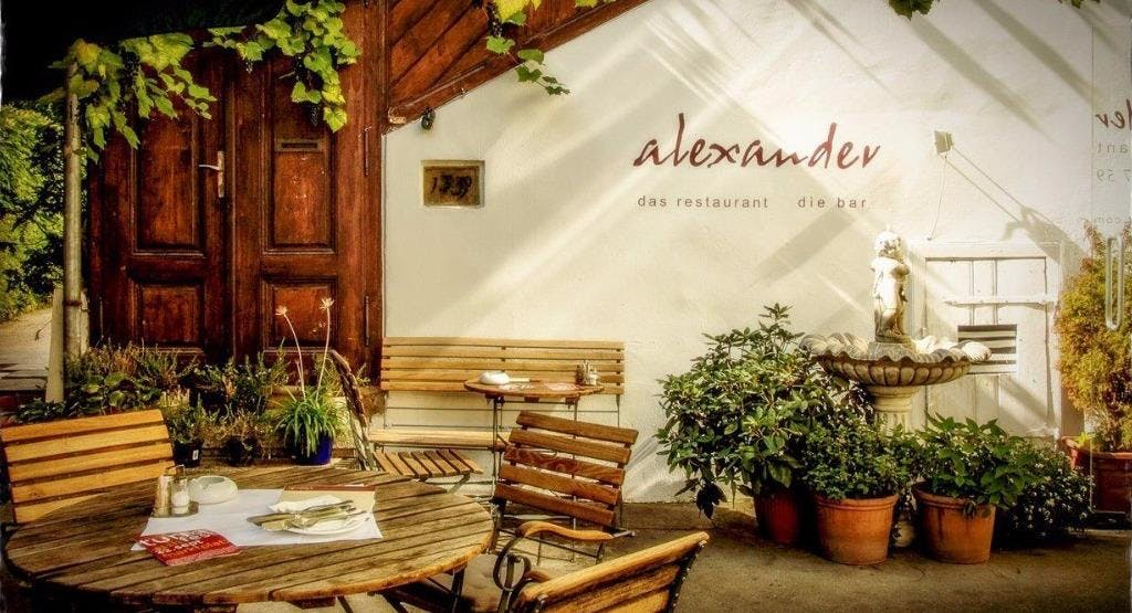 Restaurant Alexander Wien image 1
