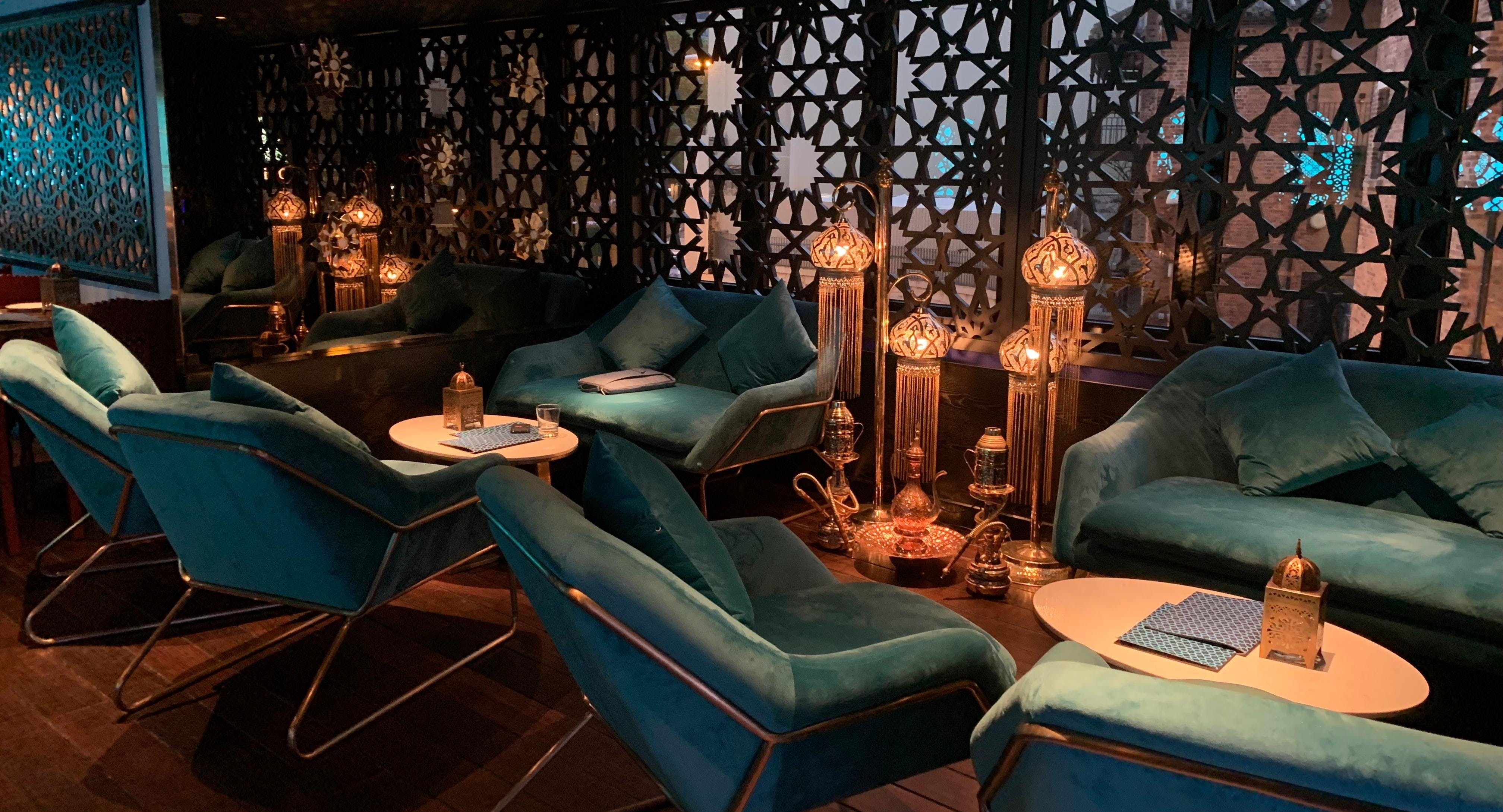 Shahrazad Lebanese Dining Lounge & Bar Hong Kong image 2