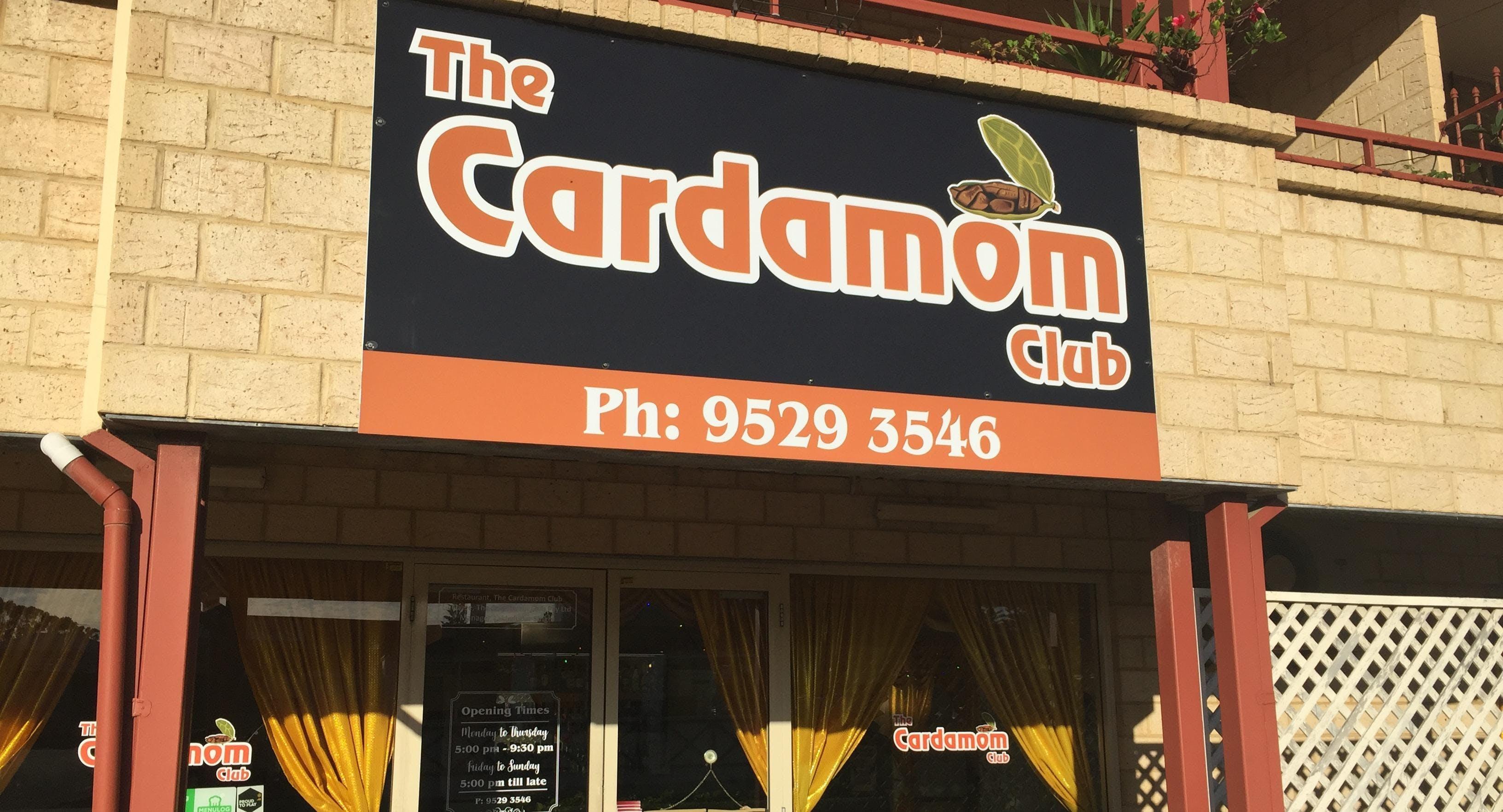 The Cardamon Club Rockingham image 2