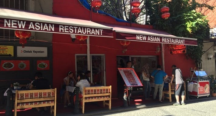 New Asian Restaurant