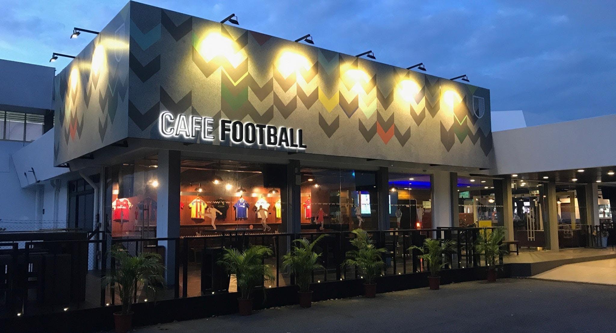 Cafe Football Singapore image 1