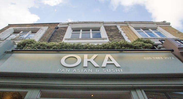 OKA Londen image 2