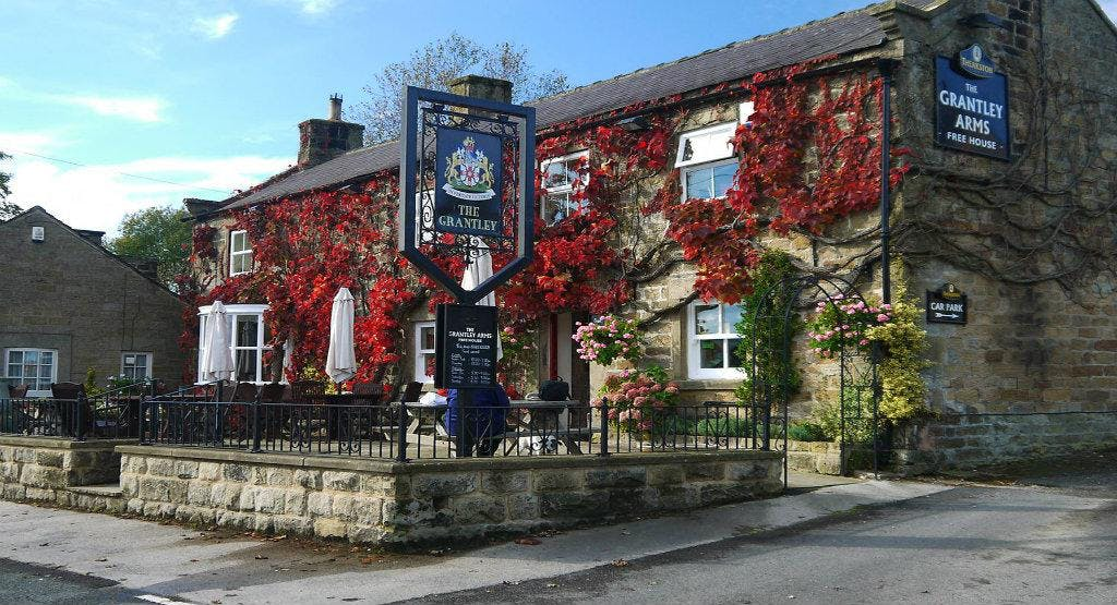 The Grantley Bar and Restaurant - Grantley Ripon North Yorkshire Grantley image 1