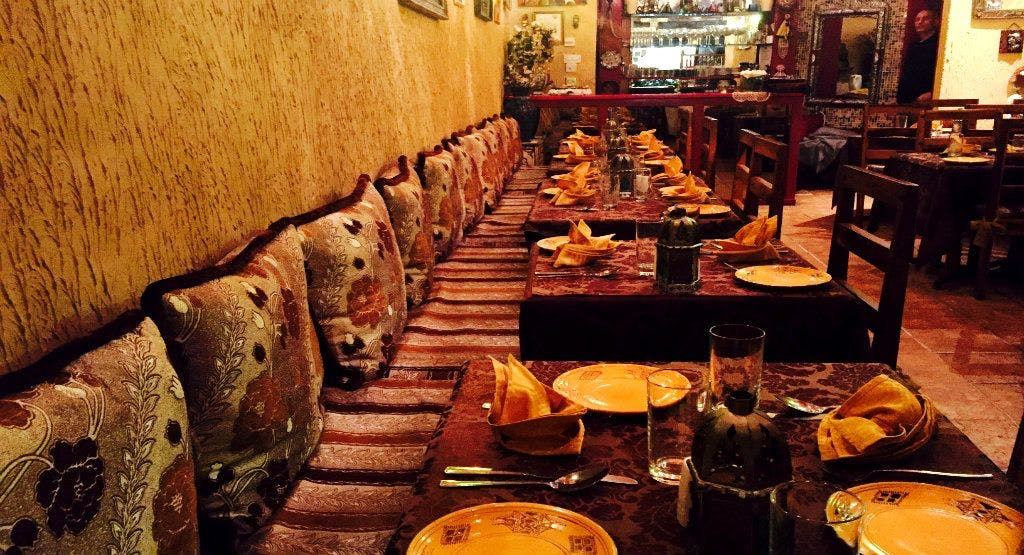 Moroccan Sahara Restaurant London image 1