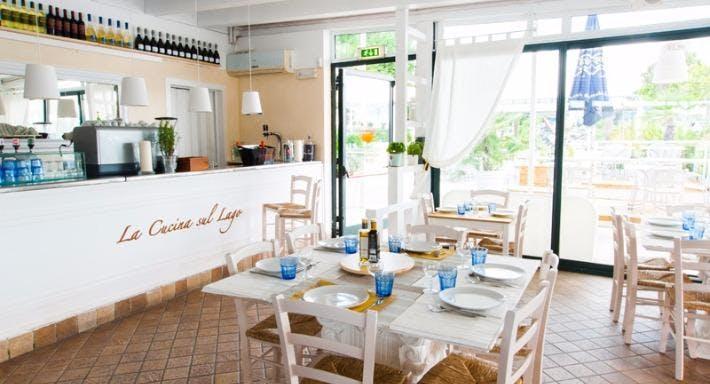 Guarda Le Foto Di La Cucina Sul Lago Bologna