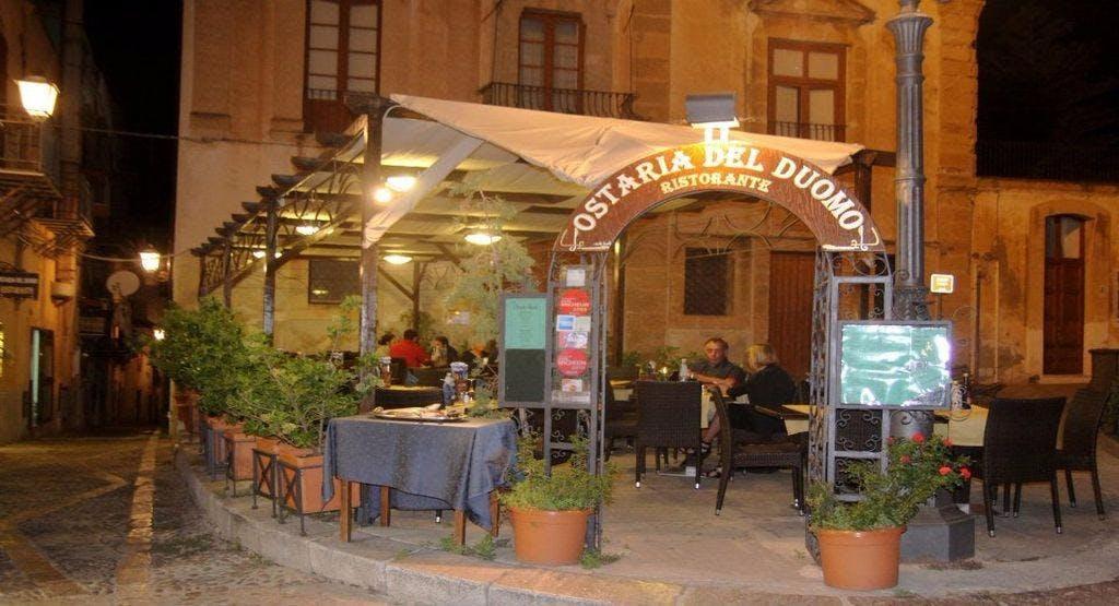 OSTARIA DEL DUOMO Palermo image 1