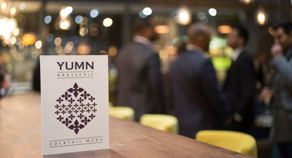 Yumn Brasserie Croydon image 1