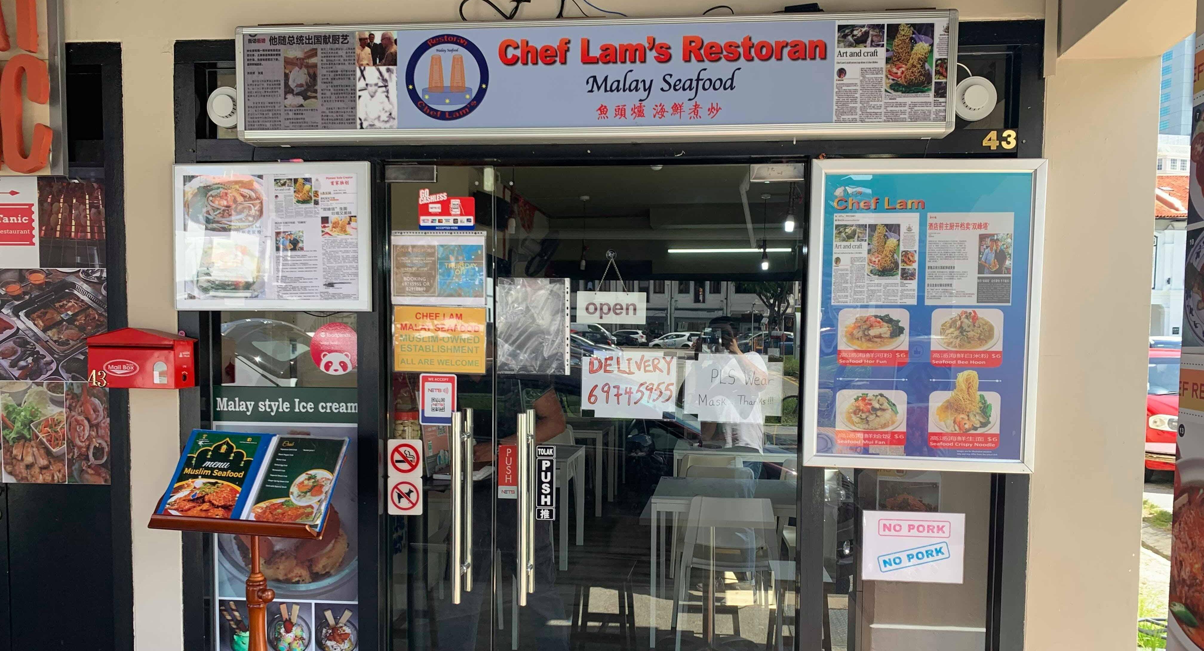 Chef Lam's Restoran