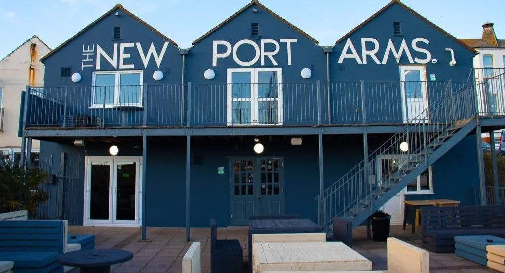 The New Port Arms